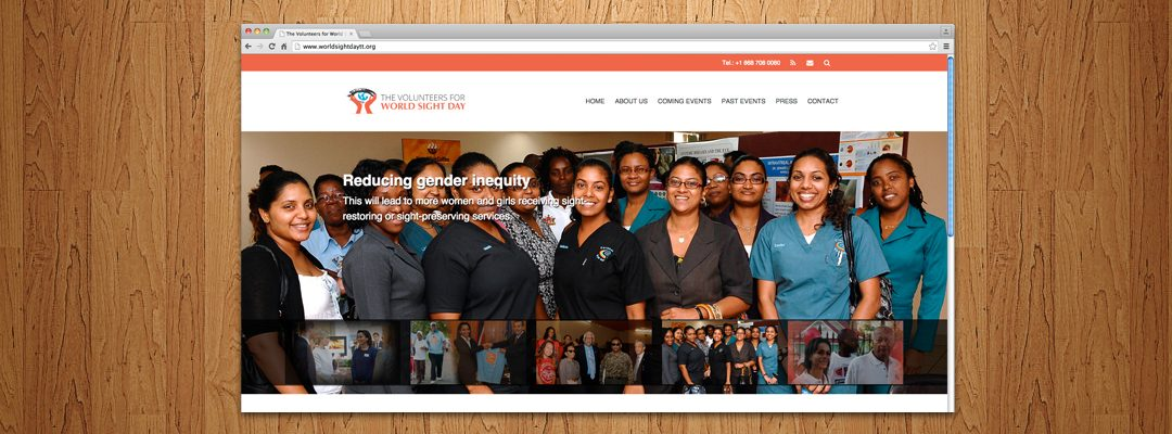 WordPress Website Design Trinidad Tobago