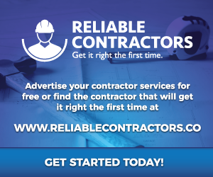 Reliable Contractors that get it right the first time.